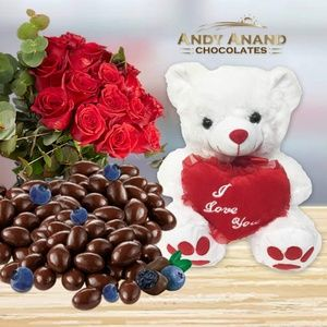 Andy Anand Chocolate